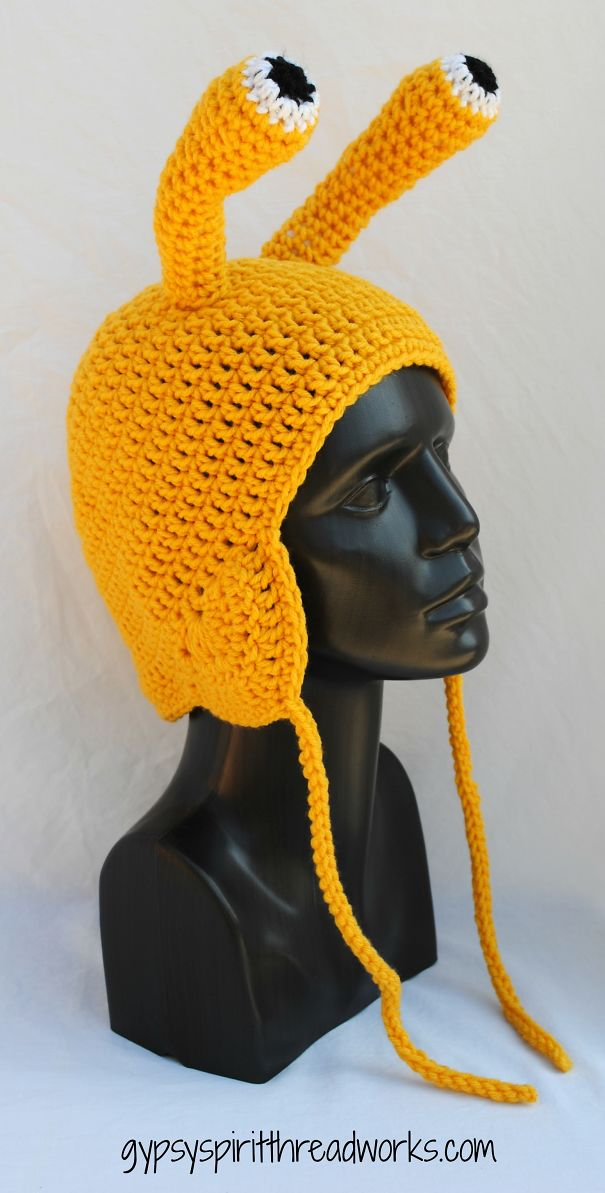 Banana Slug Hat
