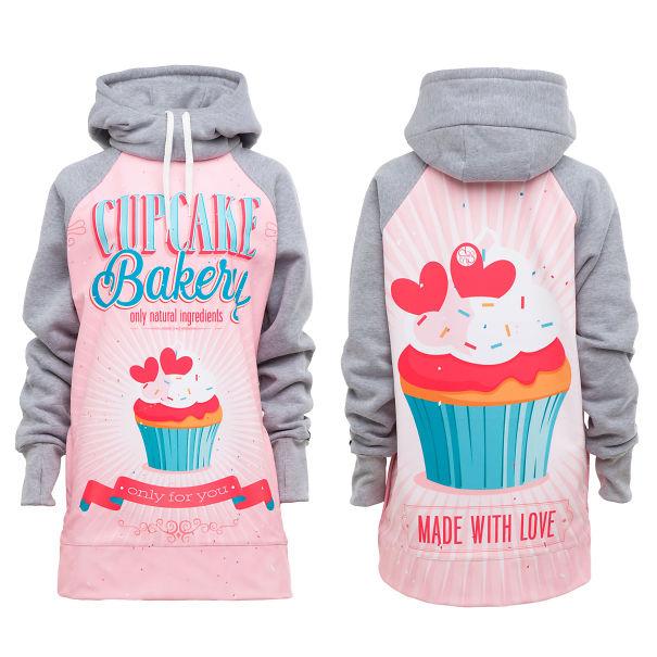 Cupcake Bakery Hoodies