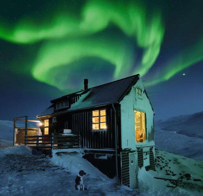 Kolsstaðir In West Iceland. Photo: Kek. (on Airbnb)