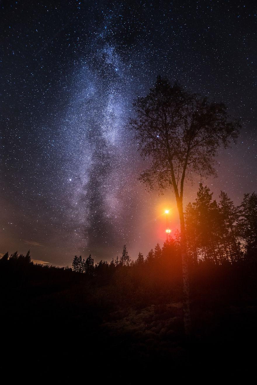 Radio Mast Milkyway (sur de Finlandia)