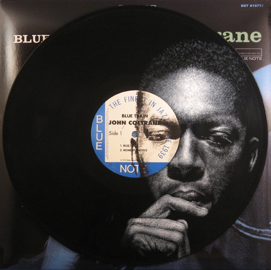 I Paint Portraits Of Musicians On Old Vinyl Records