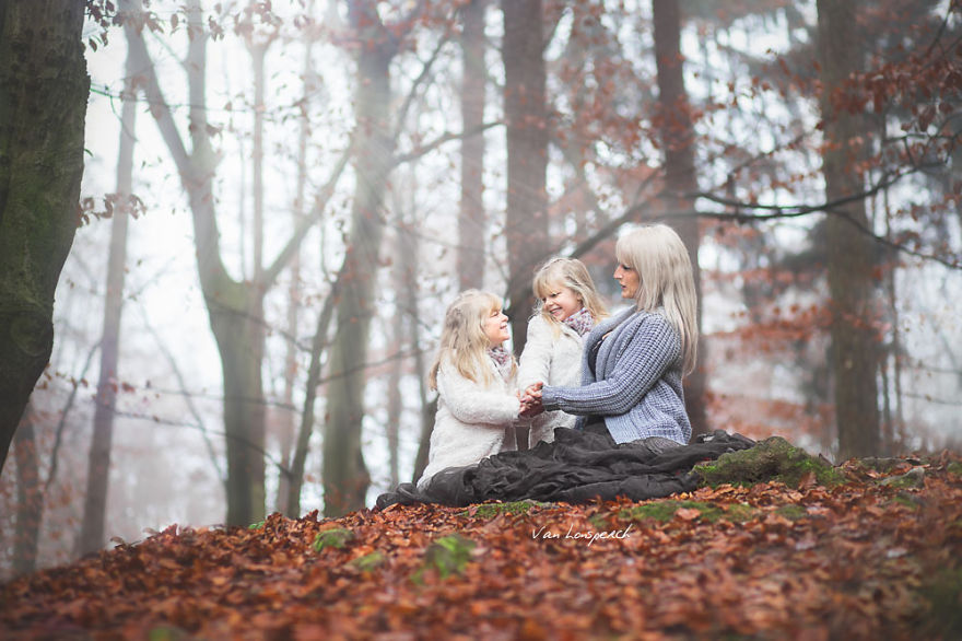 Little Souls In A Fantasy Wonderland