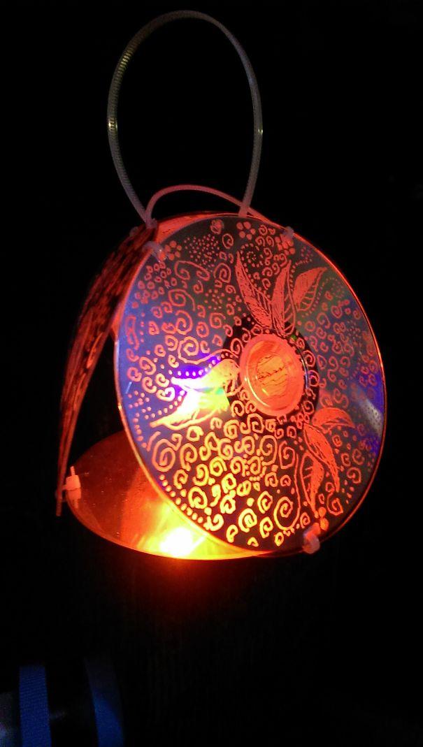 Cd Lantern