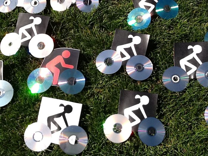 Mini Bicycles For Promoting Cycling Events And Active Transportation: Easy For Kids To Make