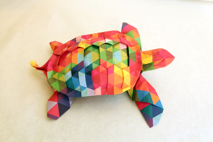 Famosos Share The Most Beautiful Examples Of Origami Paper Art | Bored Panda QJ69