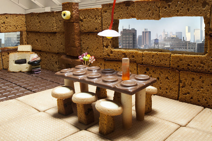 The Gingerbread Loft In New York
