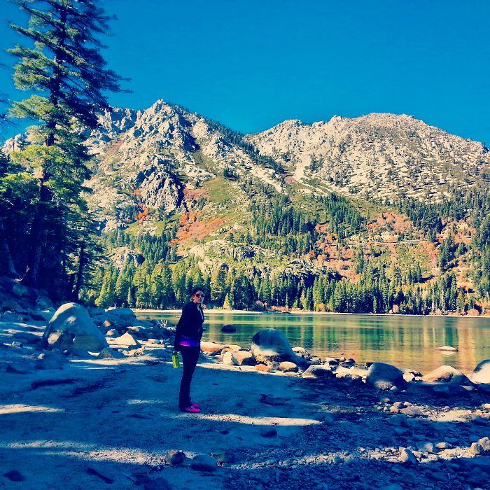 Lake Tahoe, California -sierra Nevada