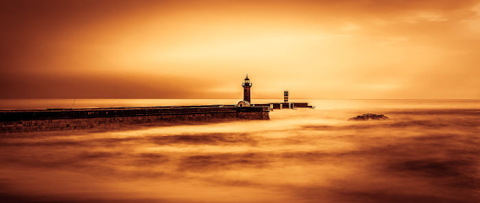 Farol De Felgueiras – Porto (portugal) By Hugo Chantre