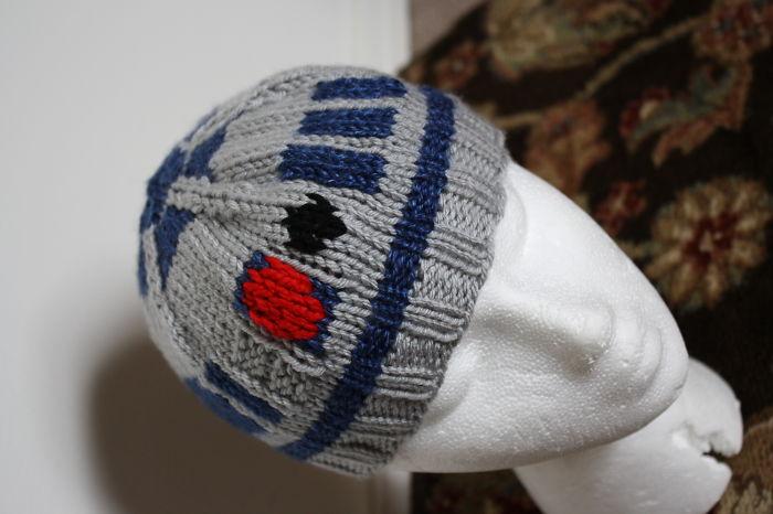 R2-d2 Hat