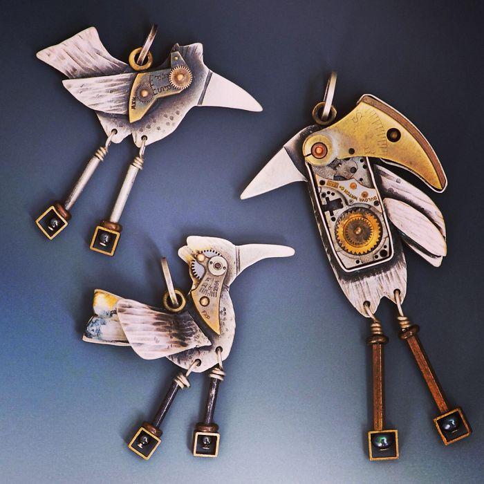 Shorebirds By Rone' Prinz