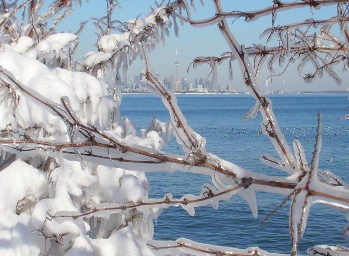 Frozen Wonderland, Toronto Skyline