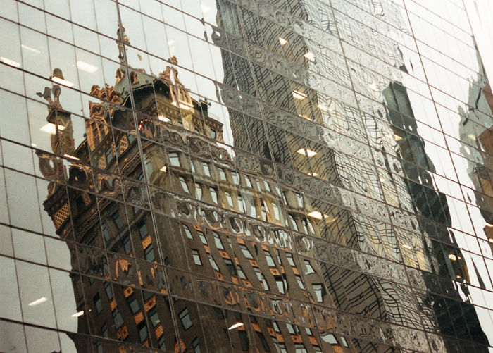 Manhattan During My Lasy Visit