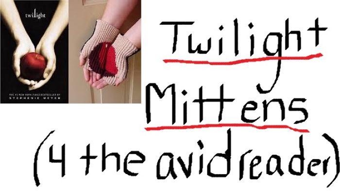 Twilight Mittens