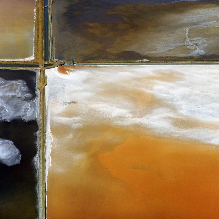 Salt Pond 03 San Francisco Bay