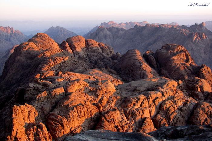 Jabal Mūsā (mount Sinai), Egypt