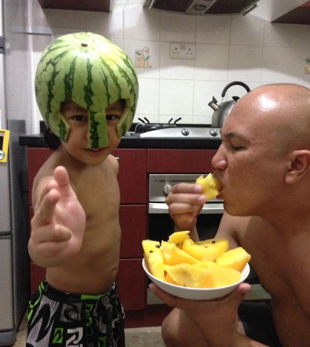 No Parts Of Melon Are Wasted