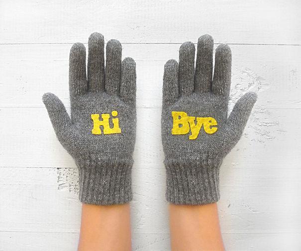 Word Gloves