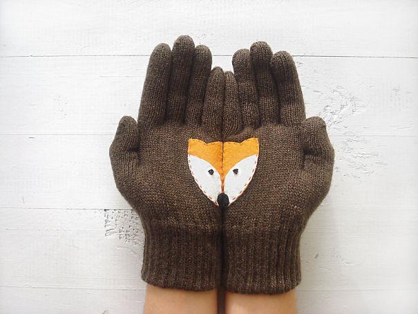 Escondidas Fox Gloves