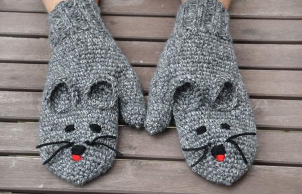 Cat Mittens