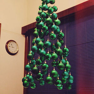 The Floating Christmas Tree