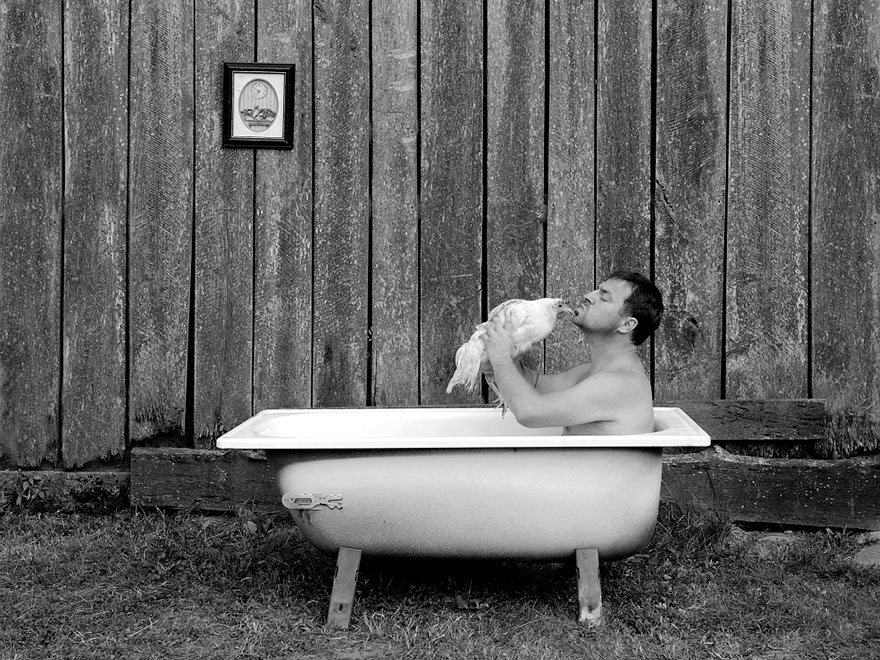 Tales Of The Old Bathtub: My Wife And Kids Take Part In Creating ...