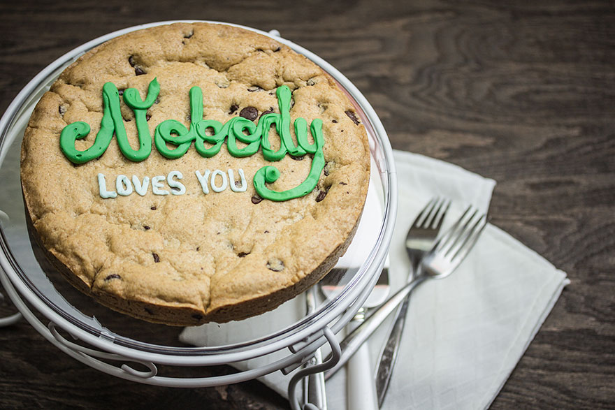 Bold Bakery: Saying 'F**k You' Has Never Been Sweeter