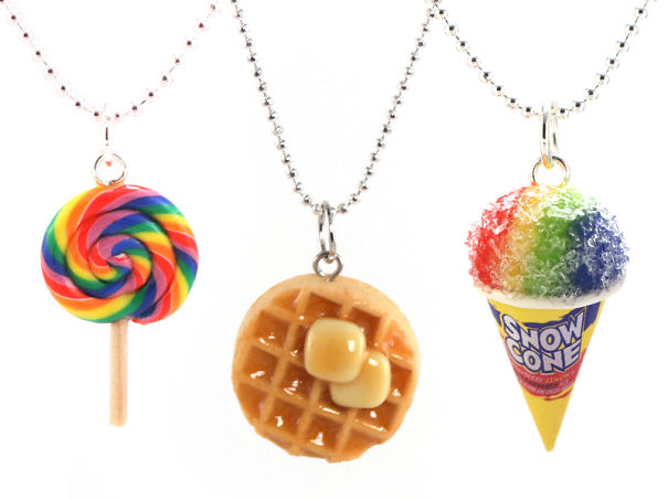 Scented Food Jewelry - As Seen On Parks And Recreation!