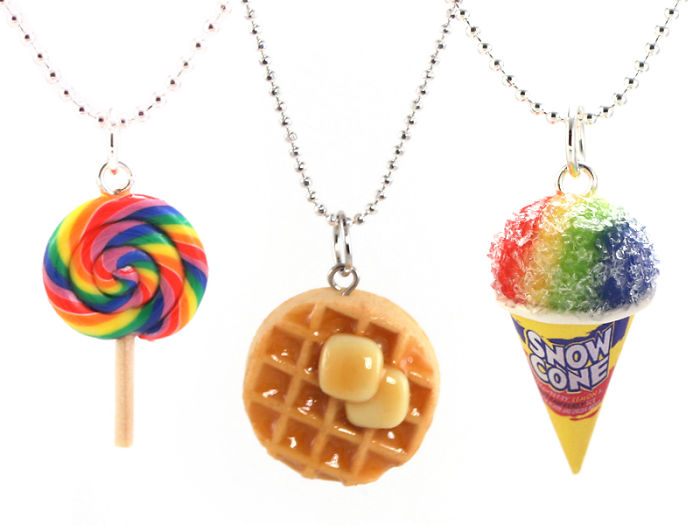 Scented Food Jewelry – As Seen On Parks And Recreation!