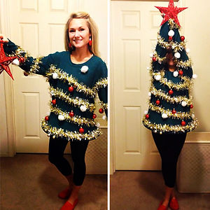 Christmas Tree Ugly Christmas Sweater