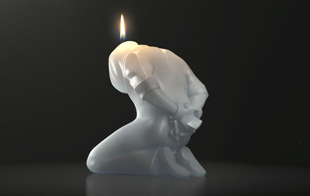 Free Yourself Candle