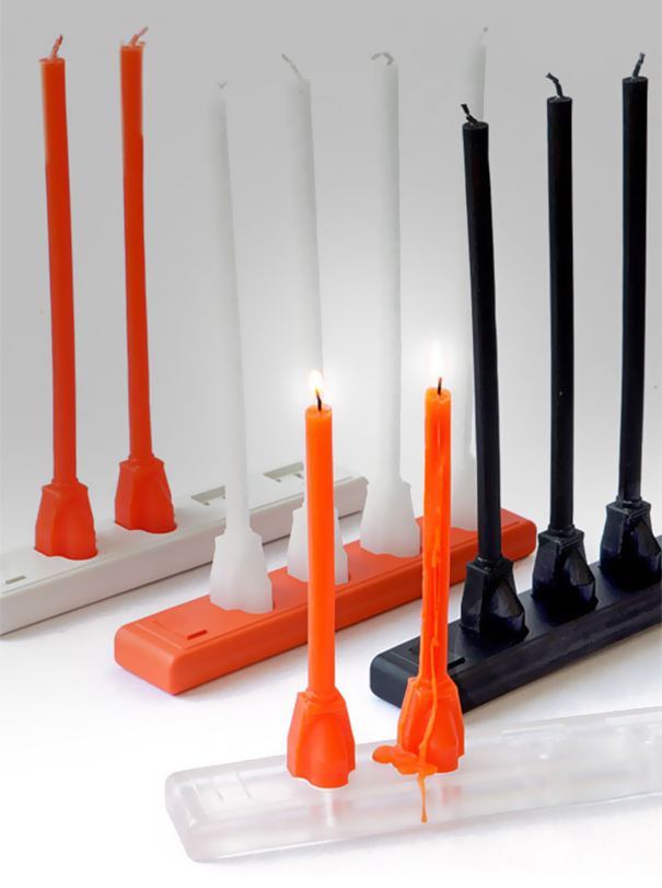 Plugged In Candles