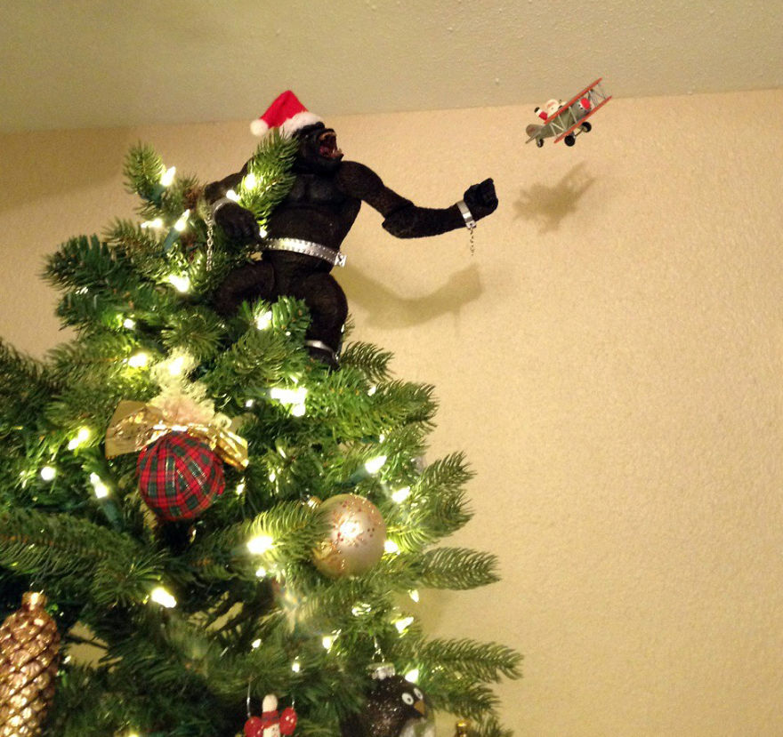 The Most Creative Diy Christmas Trees Ever Artfido