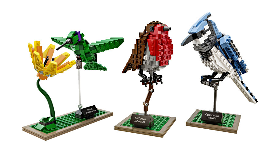 Bird Lego Series