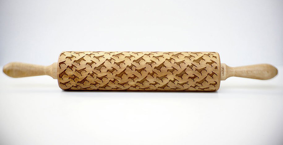 Custom Engraved Rolling Pins
