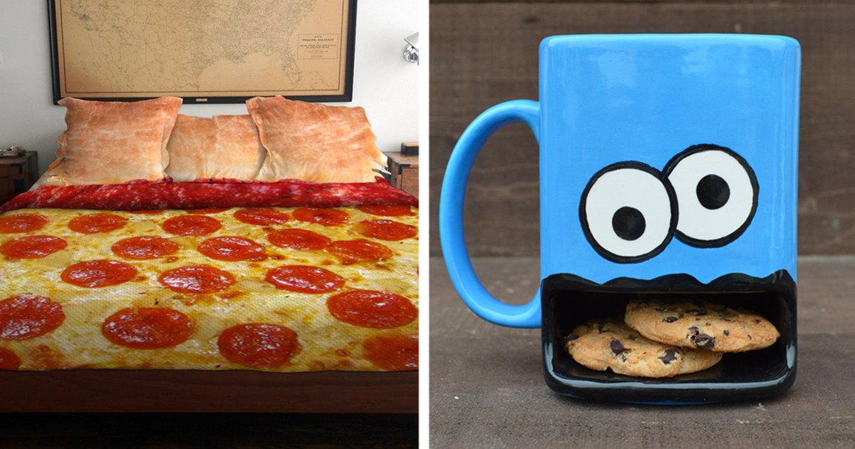 20 Brilliant Gift Ideas For Food Lovers Bored Panda