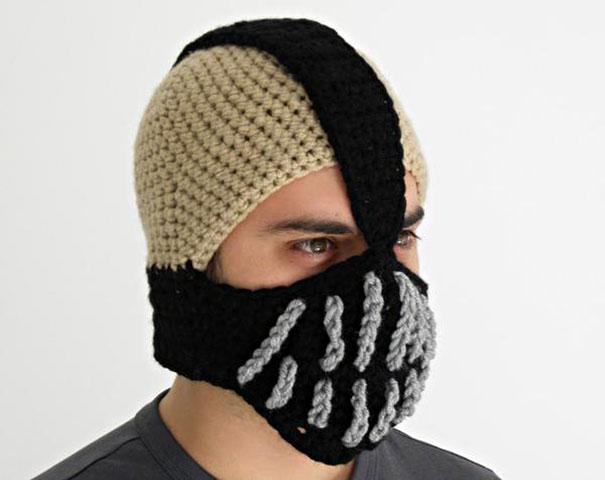 Bane Mask Hat