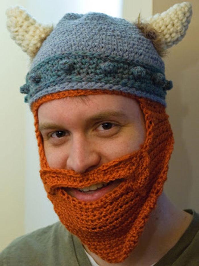 Crochet Viking Helmet Bored Panda