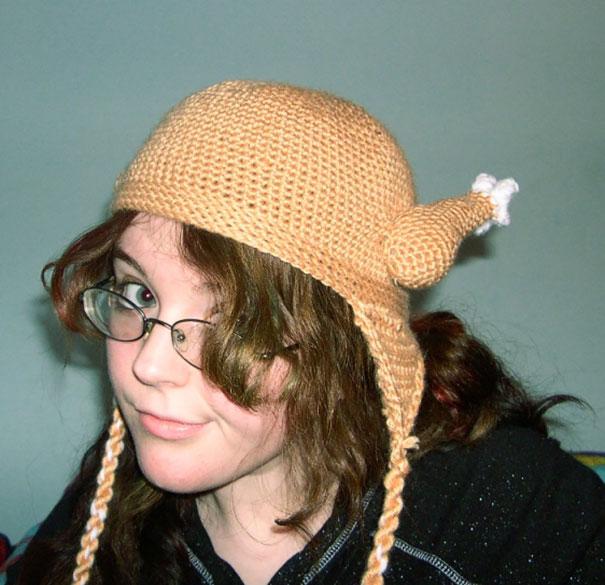 Chicken Hat