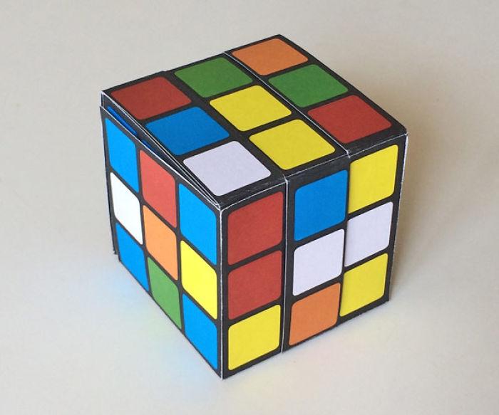 Rubik's Cube Reinvented