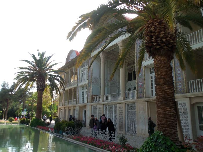 Other Place Of Shiraz: Eram Garden