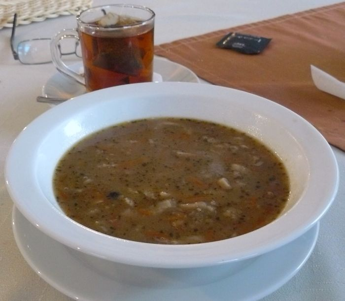 Flaki Po Zamojsku – A Polish Stew Or Soup From Beef Tripe And Vegetables