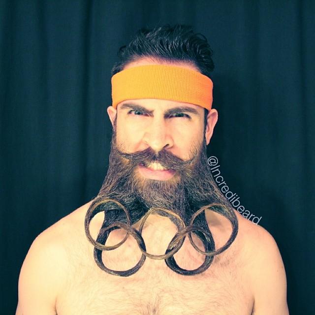 Fabulous Mr Incredibeard Is Back With New Epic Beards Bored Panda Short Hairstyles For Black Women Fulllsitofus