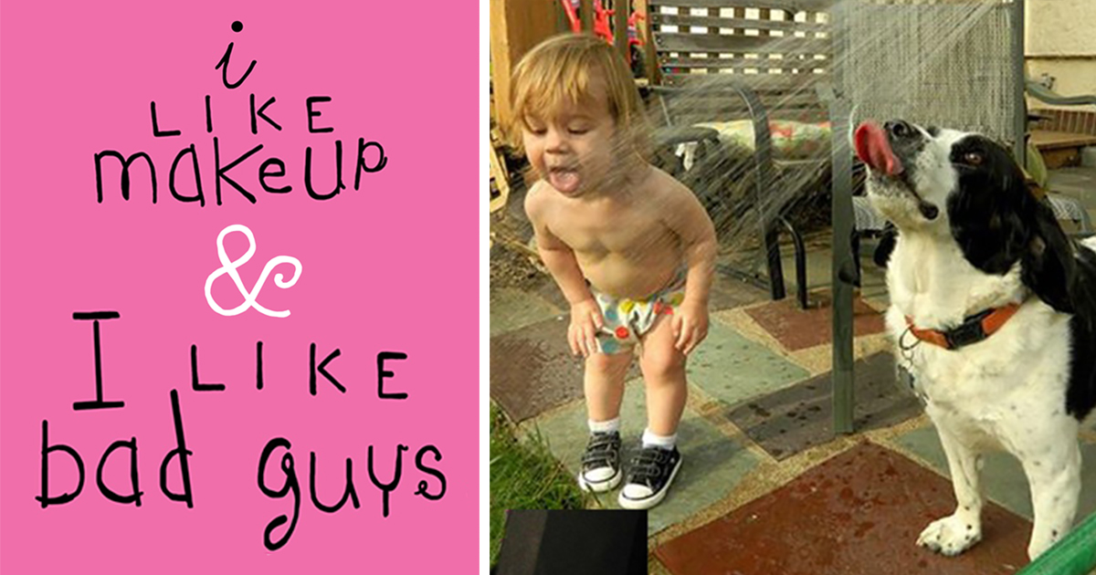 Creative Dad Turns His 3 Year Old Daughters Sayings Into Hilarious