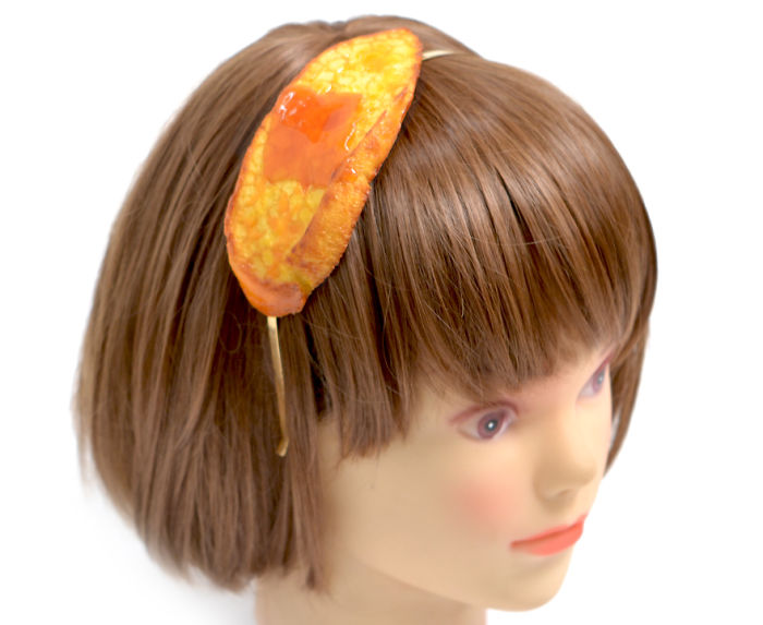 Bacon Earrings, Curry Necklaces And Other Fake Food Accessories