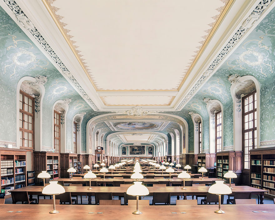 House Of Books Libraries Franck Bohbot 2 Ideas