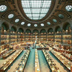 House of Books: Majestic Photos Of Libraries Around The World By Franck Bohbot