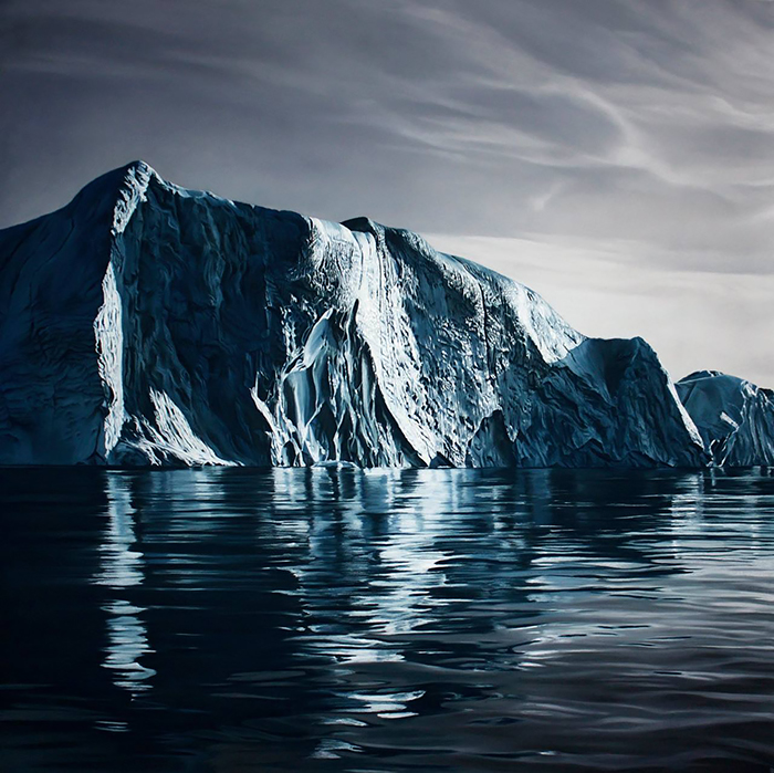 These Are Not Photos! Artist Creates Incredibly Realistic Finger Drawings To Raise Climate Change Awareness