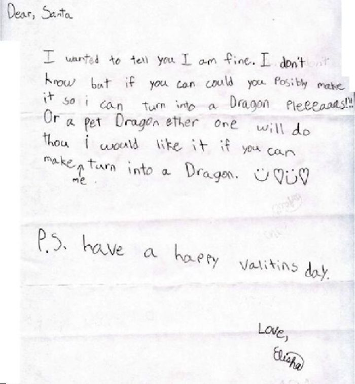 Turn Me Into A Dragon, Pleeeaaase!