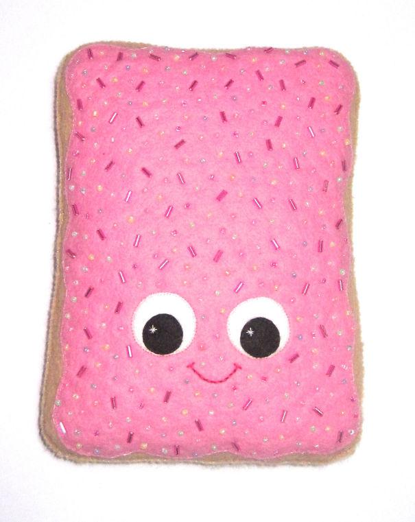 Pop Tart Plush