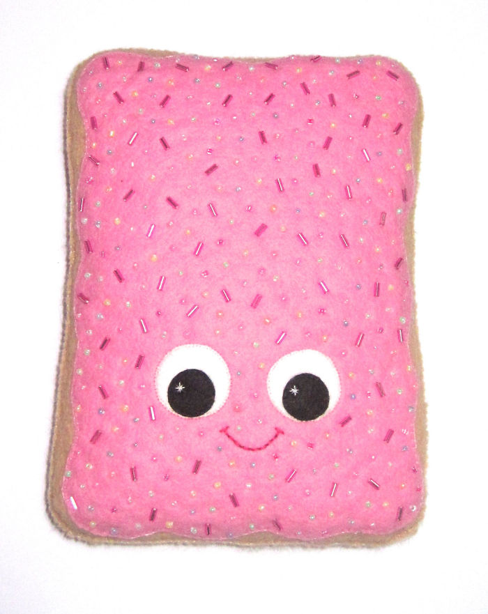 Pop Tart Plush